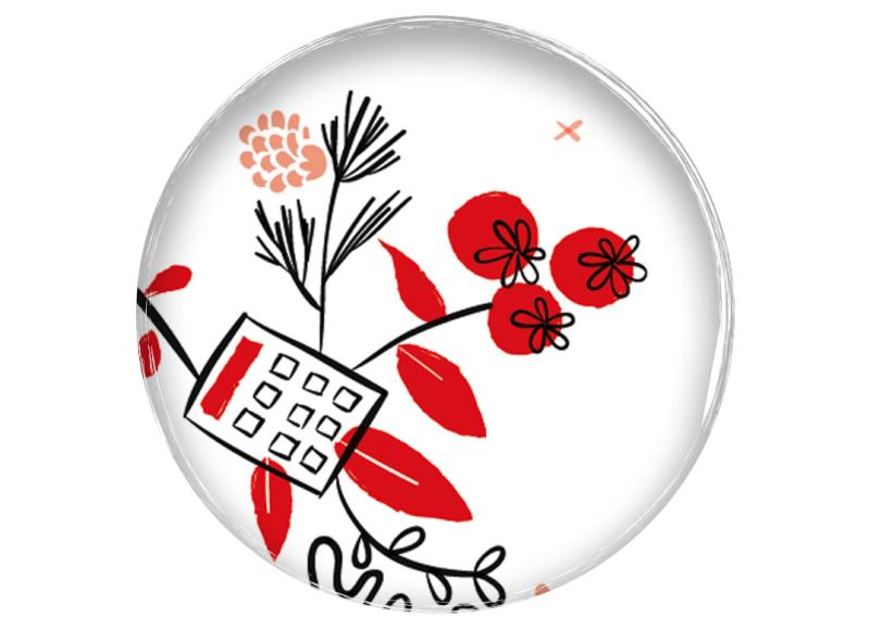 iloftyou interior design illustration diseño de interiores lowcost ilustración navidad xmas navidad