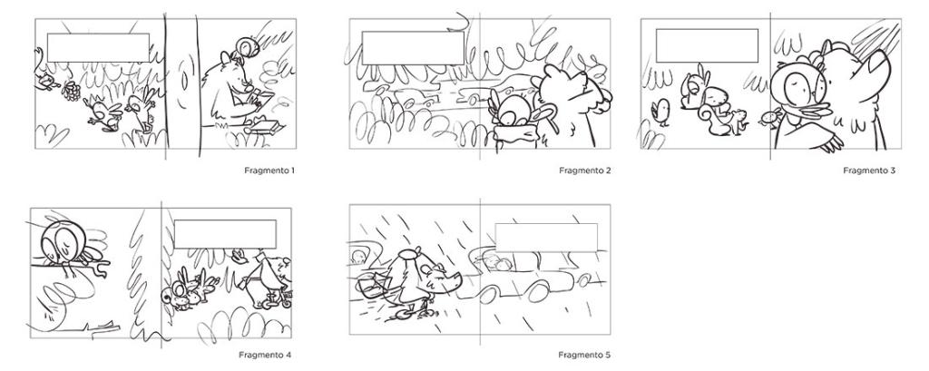ilustratour premio plum pudding grizzly bear ganadora 2015 maverick sketch animal oso garabato doodle sketchbook maqueta storyboard