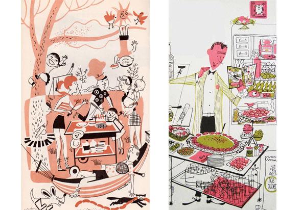 classic children's book illustration illustrator ilustrador infantil clásico old ilustración infantil J.P.Miller