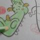 Sant Jordi Colorear ilustración infantil 2016 download libro infantil Donde viven los monstruos dragon princesa