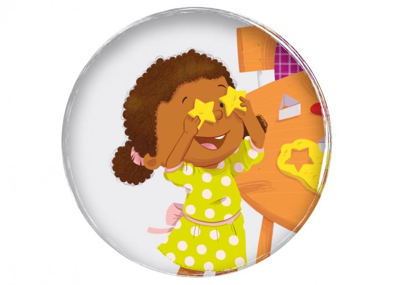 highlights workbook activity book educational book libro educativo actividades aprendizaje learning preschool preescolar ilustracion infantil illustration plum pudding