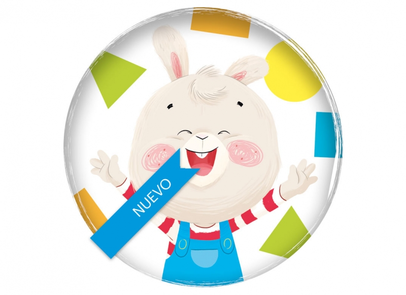 conejo nico conill nil rabbit beascoa penguin random house toddler children bebe divertido mono cute ilustracion infantil illustration