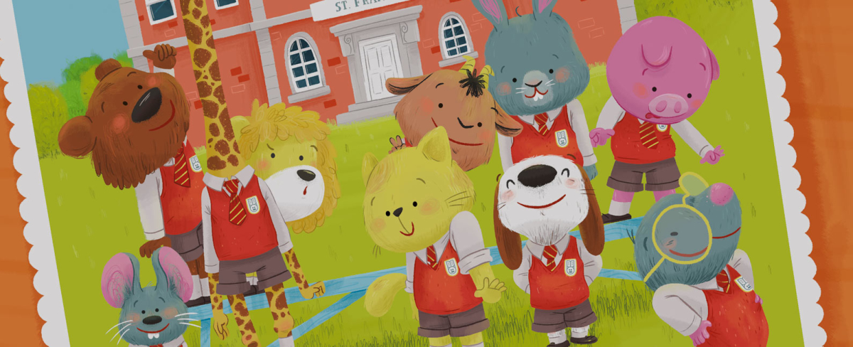 Plum Pudding agency exhibition Coningsby Gallery London exposición children's book artist illustration ilustración infantil ilustrador Londres