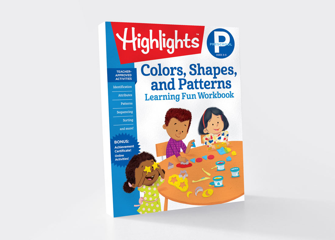 Highlights Workbook cover