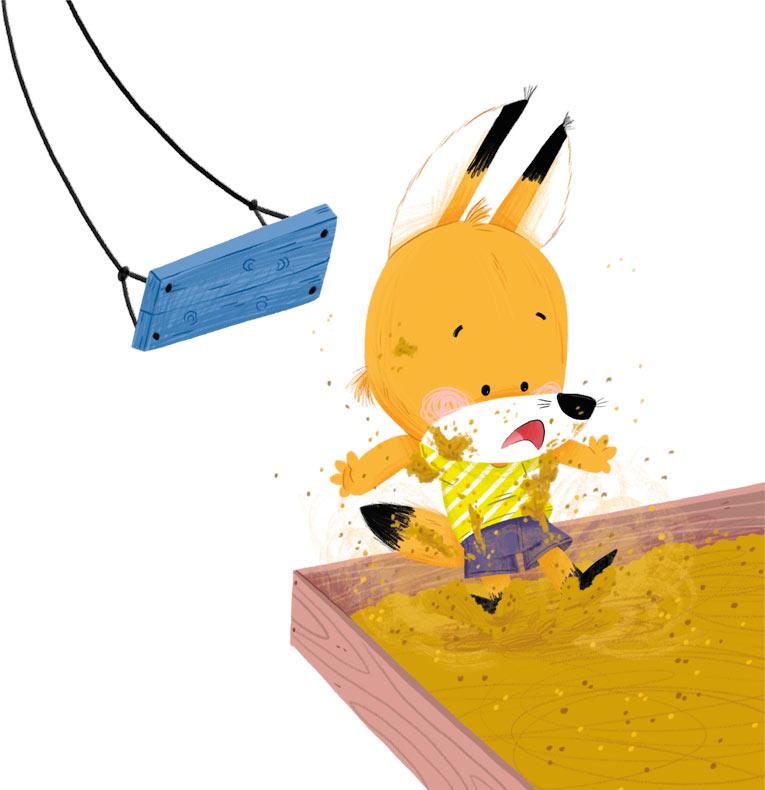 ¡Hora de bañarse! ( Conejo Nico 2 )