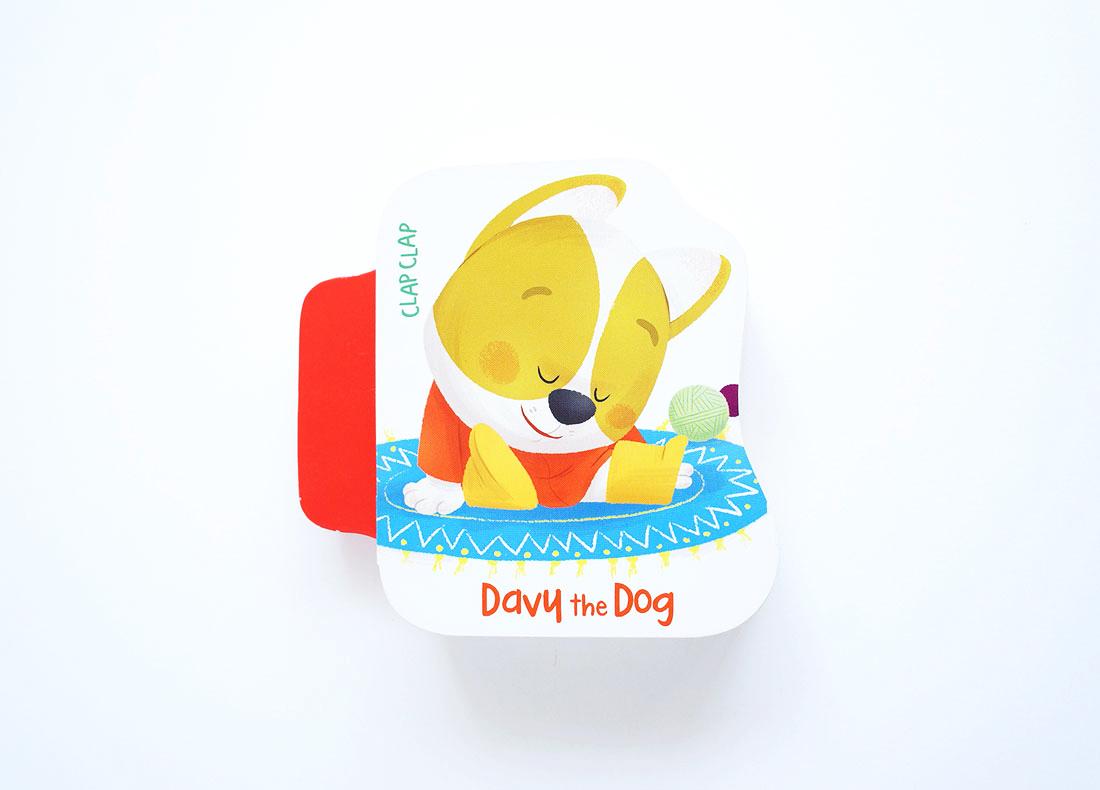 Davy the dog