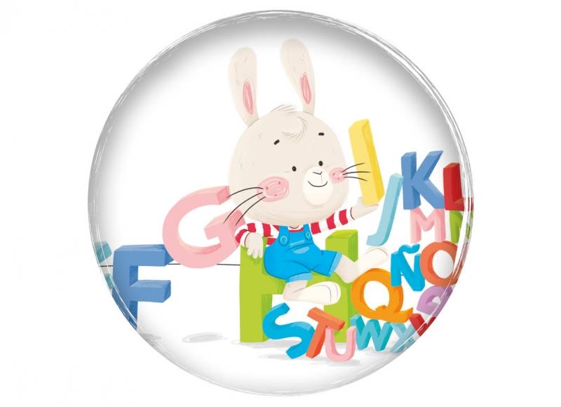 conejo nico conill nil rabbit beascoa penguin random house toddler children bebe divertido mono cute ilustracion infantil illustration